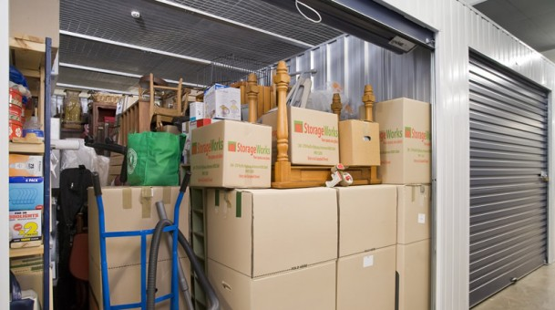Tips On Saving Space In Your Secured Self Storage
